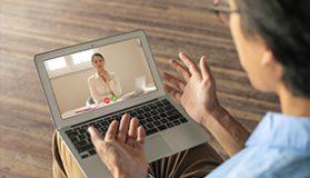 مصاحبه آنلاین
