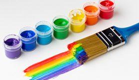 روانشناسی رنگ در طراحی گرافیک